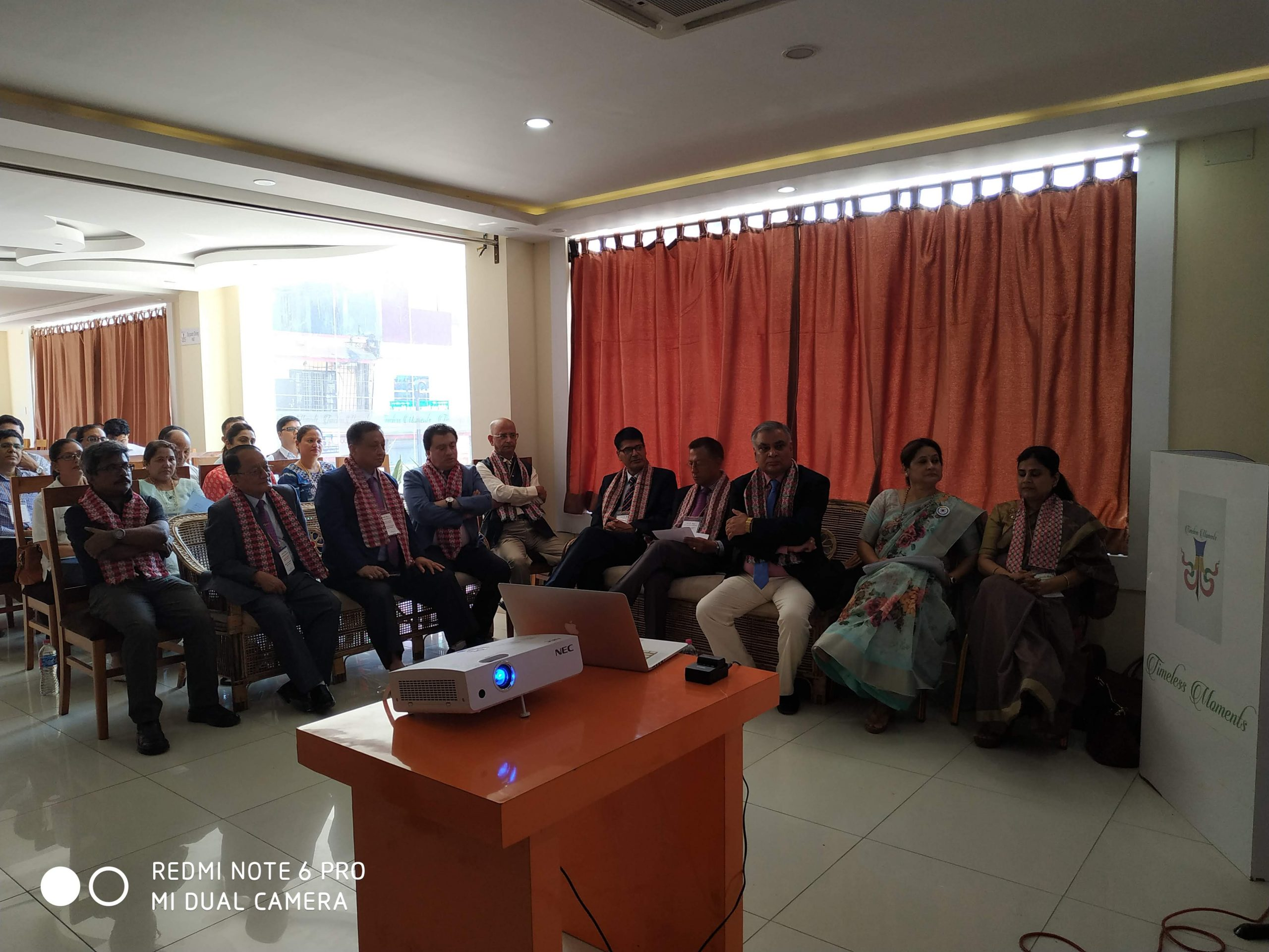 Attending Regional Training Seminar Rotary Club Of Kakarvitta 2