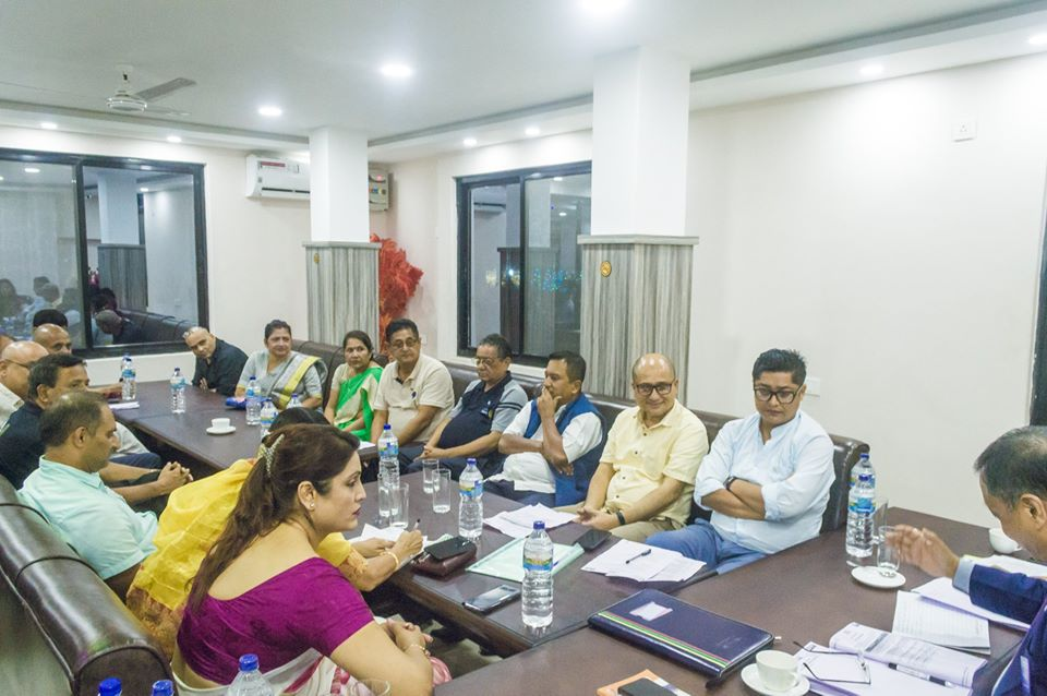 District Governors Official Club Visit 201920 11