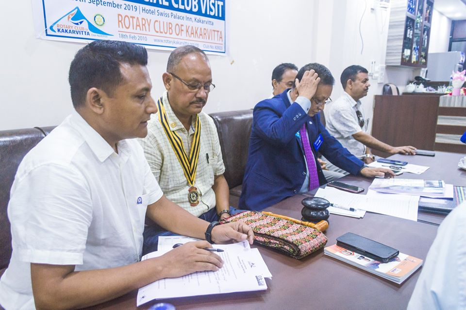 District Governors Official Club Visit 201920 13