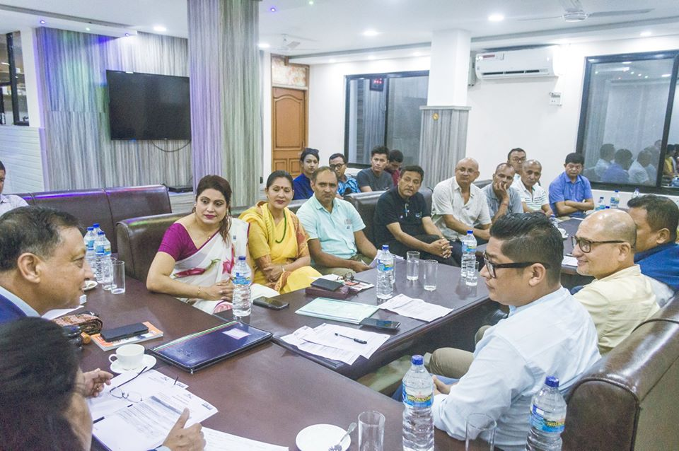 District Governors Official Club Visit 201920 8