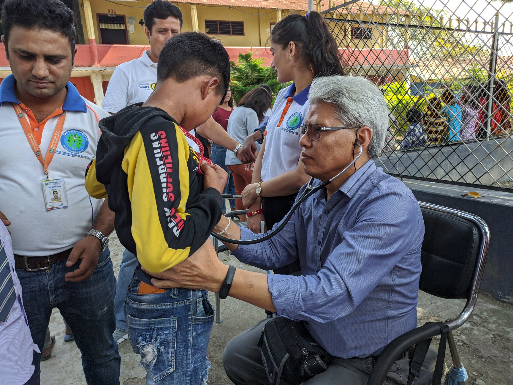 Heart Screening For Children At Itabhatta 14