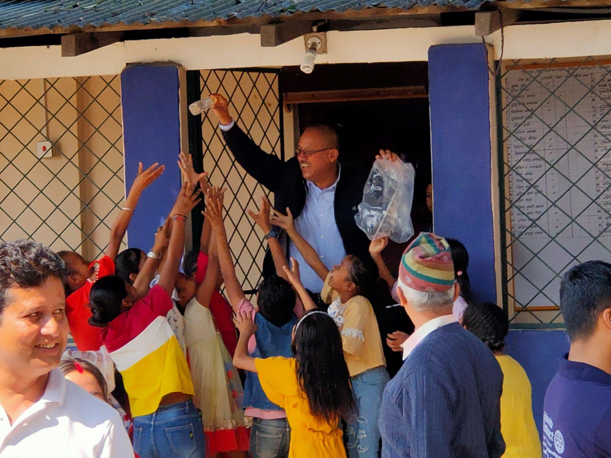 Heart Screening For Children At Itabhatta 17