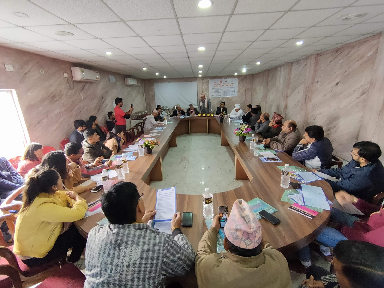 One Day Orientation Joint Meeting About Immunization Rotary Club Of Kakarvitta 6