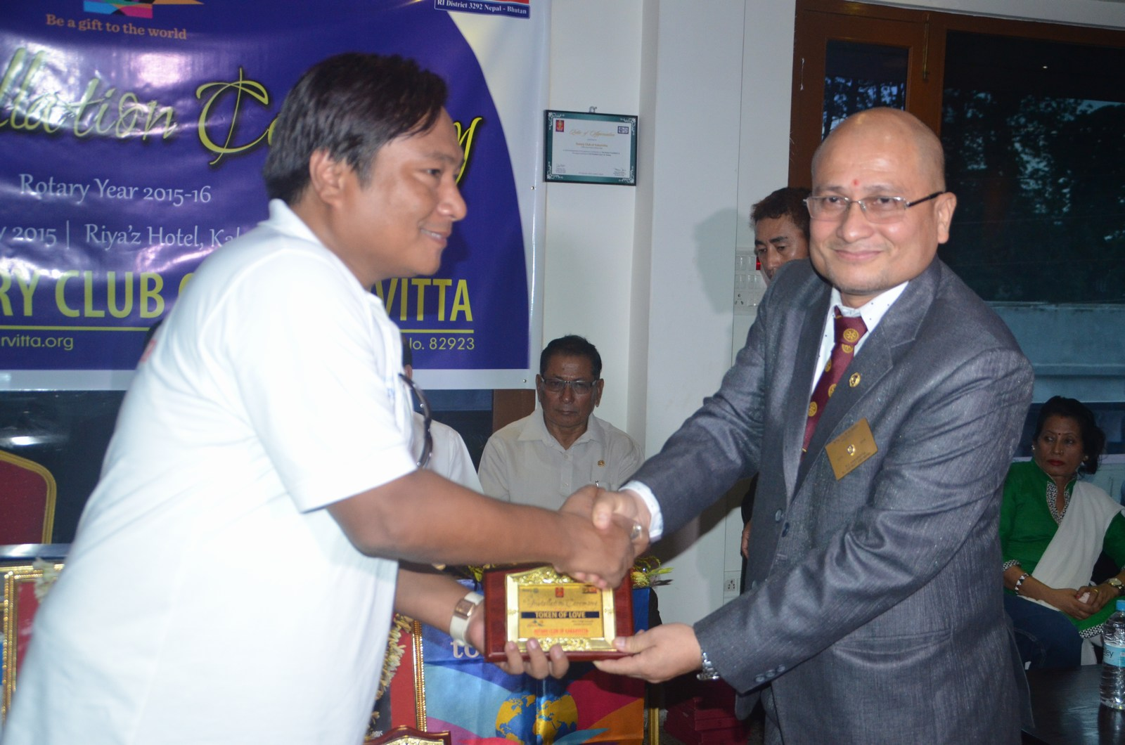 6th Installation Ceremony 2015 16 Rotary Club Of Kakarvitta 10