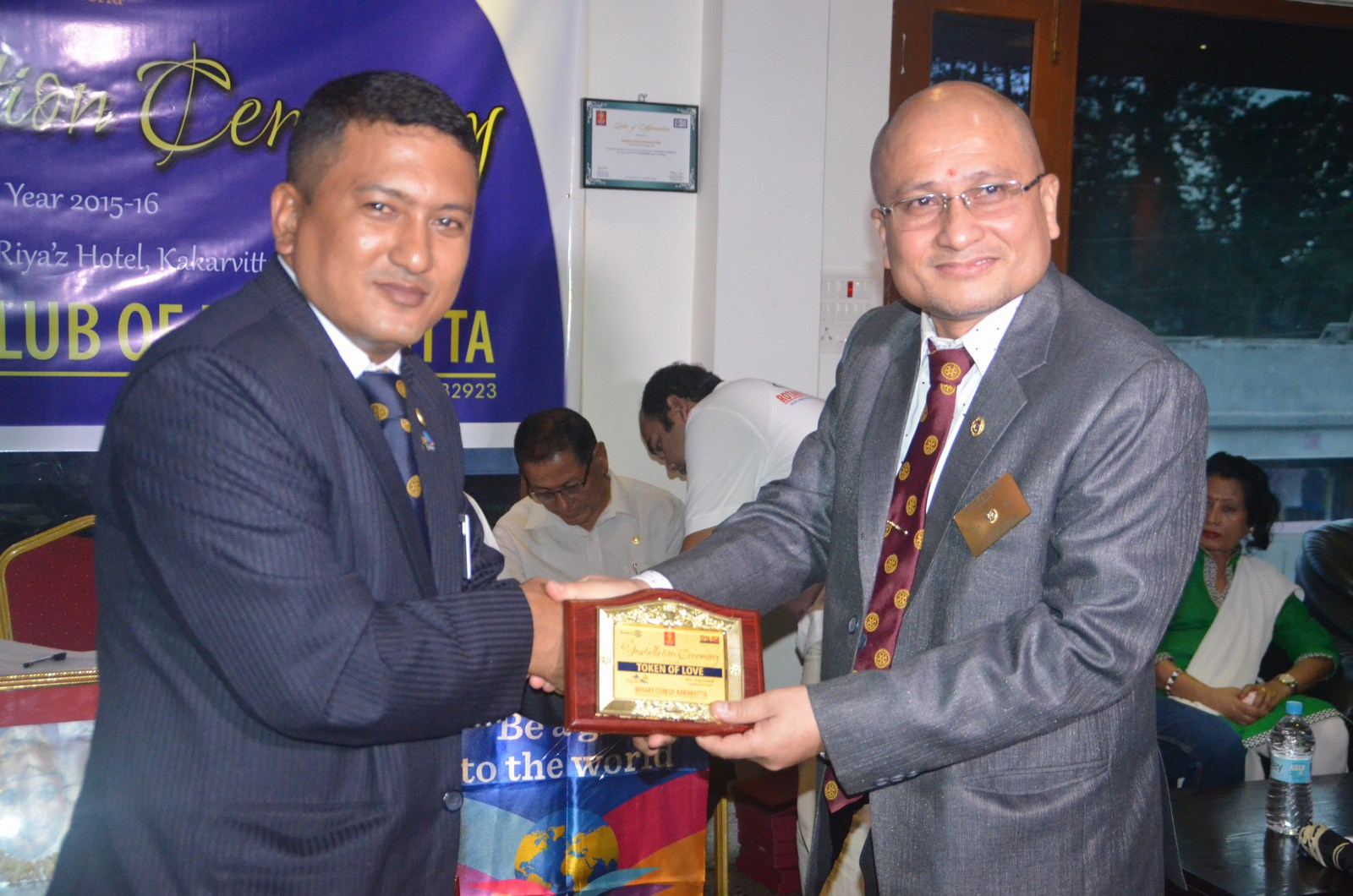 6th Installation Ceremony 2015 16 Rotary Club Of Kakarvitta 11
