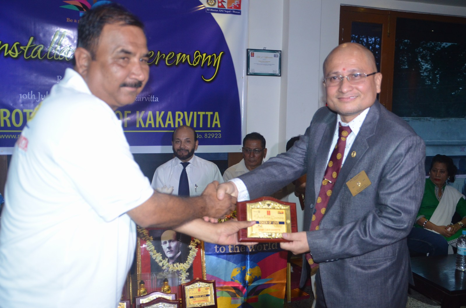 6th Installation Ceremony 2015 16 Rotary Club Of Kakarvitta 13