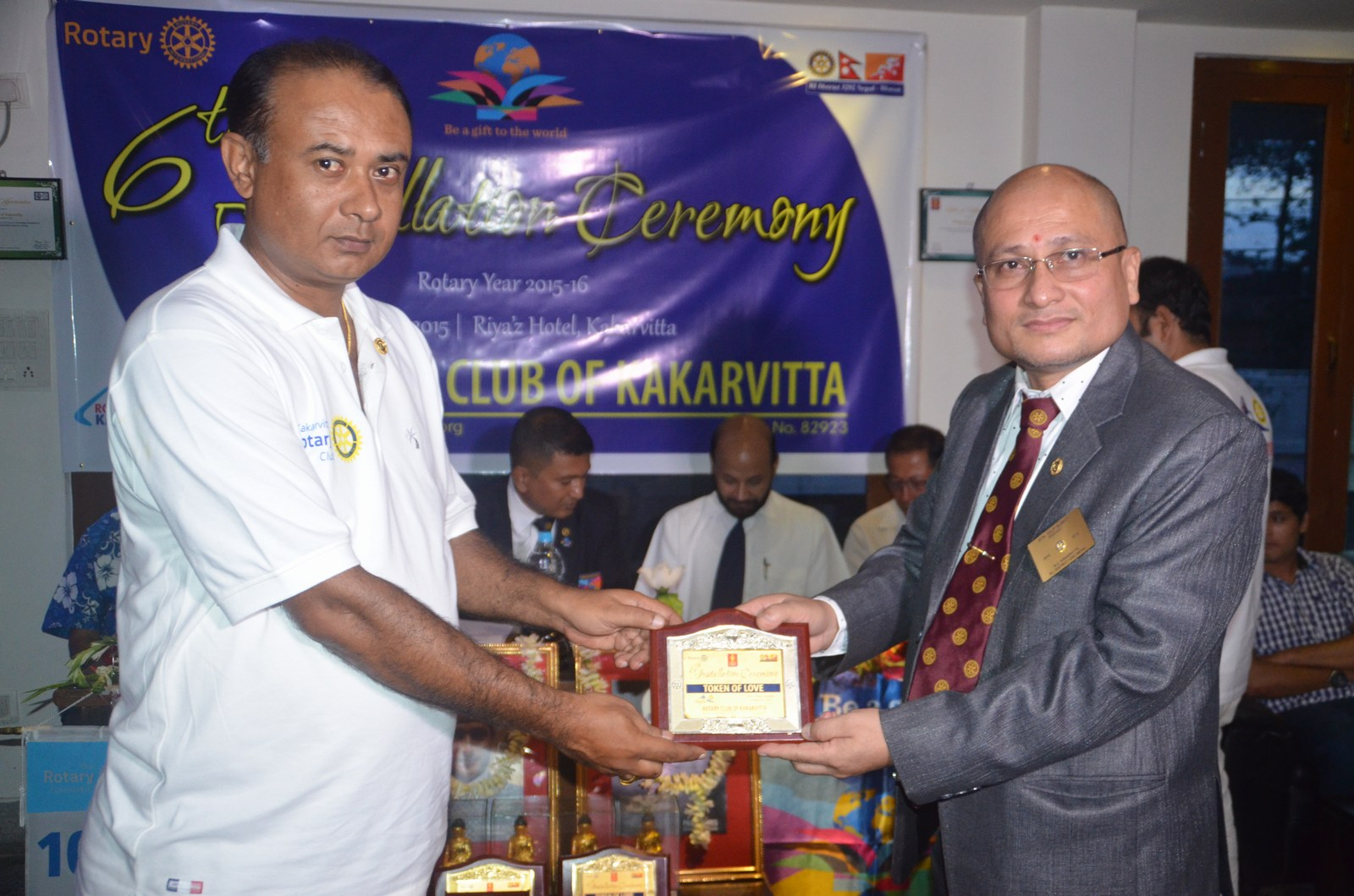 6th Installation Ceremony 2015 16 Rotary Club Of Kakarvitta 17
