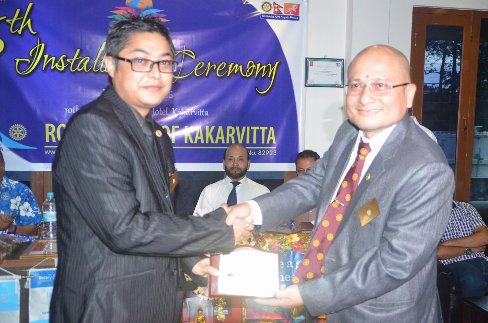 6th Installation Ceremony 2015 16 Rotary Club Of Kakarvitta 18