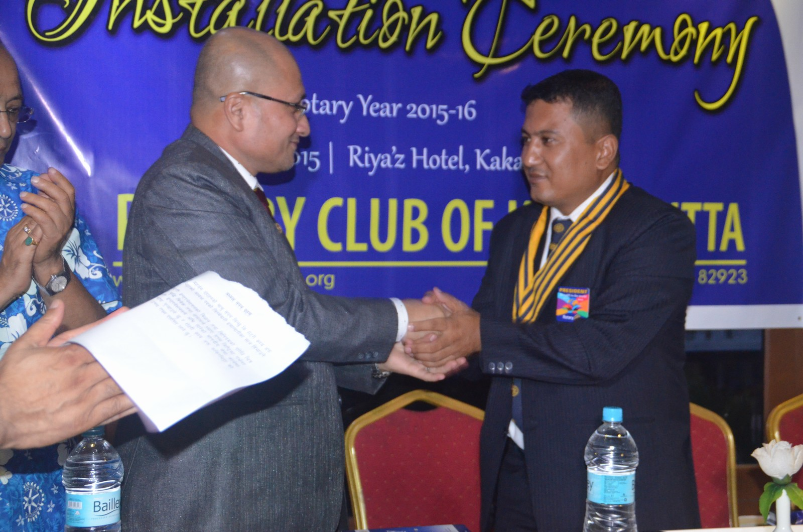 6th Installation Ceremony 2015 16 Rotary Club Of Kakarvitta 26