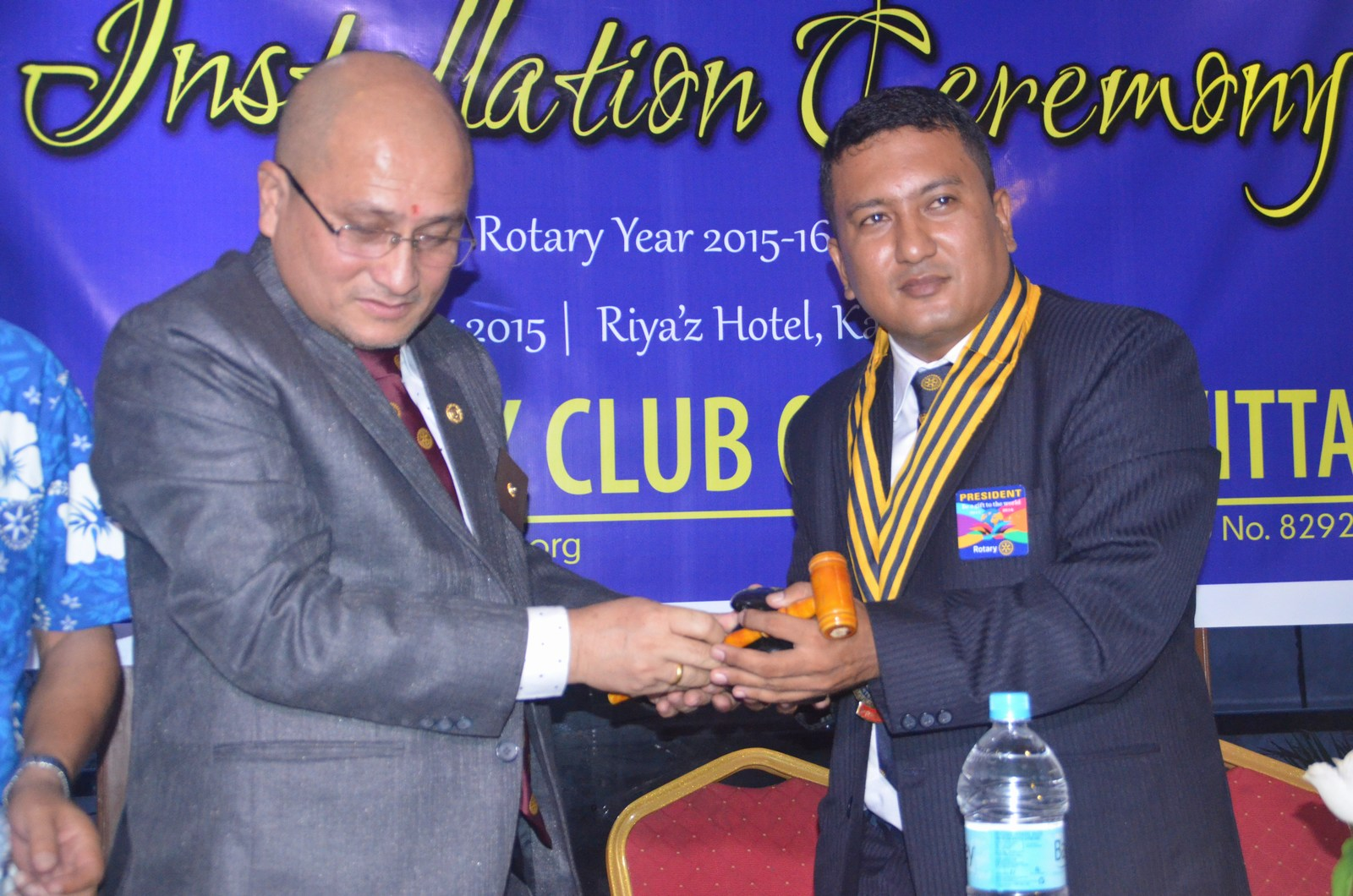 6th Installation Ceremony 2015 16 Rotary Club Of Kakarvitta 27