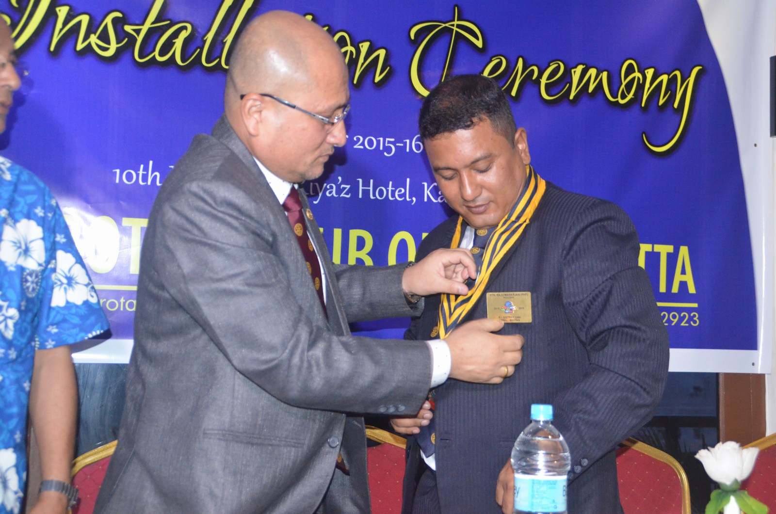 6th Installation Ceremony 2015 16 Rotary Club Of Kakarvitta 29