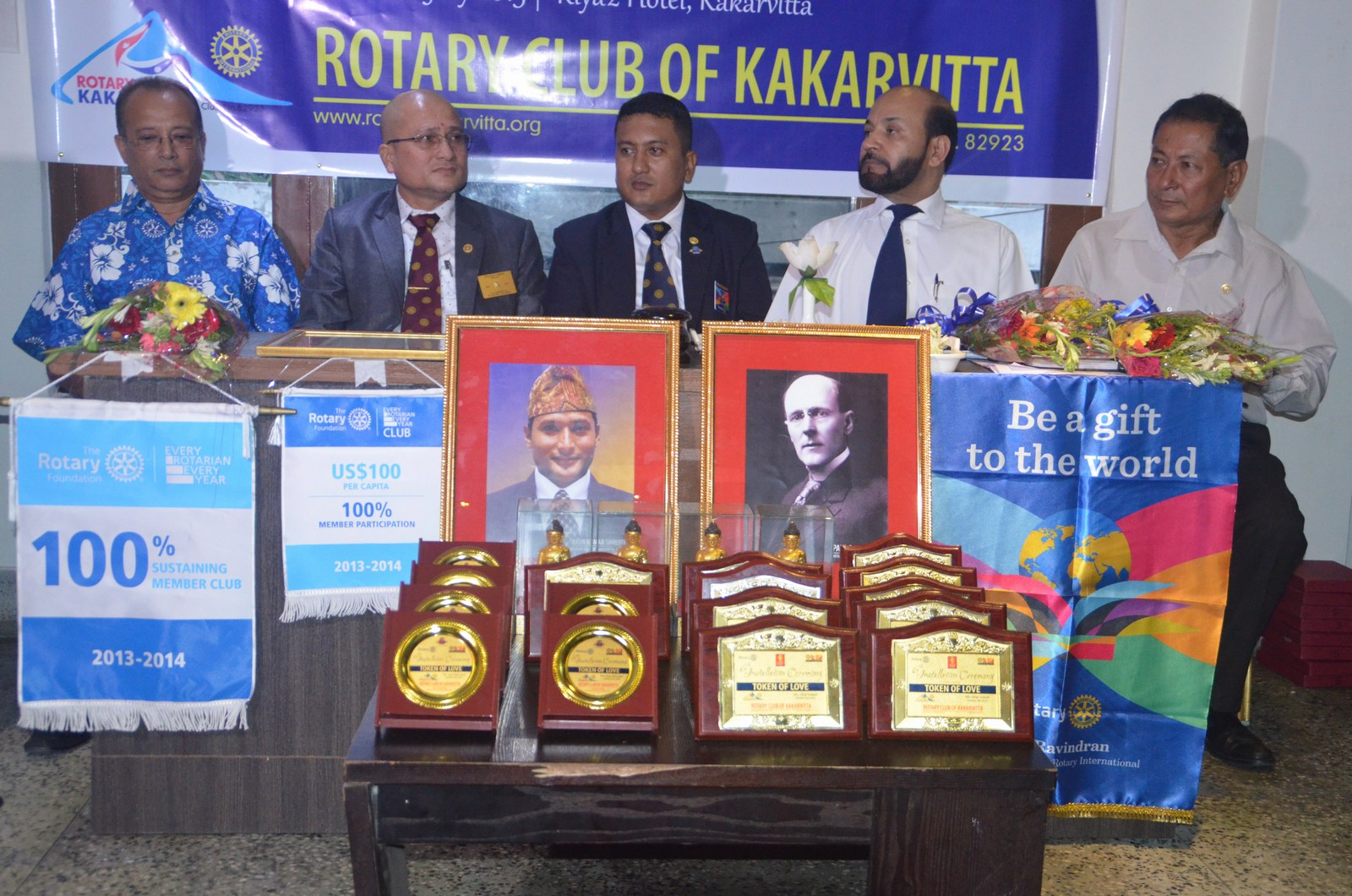 6th Installation Ceremony 2015 16 Rotary Club Of Kakarvitta 3