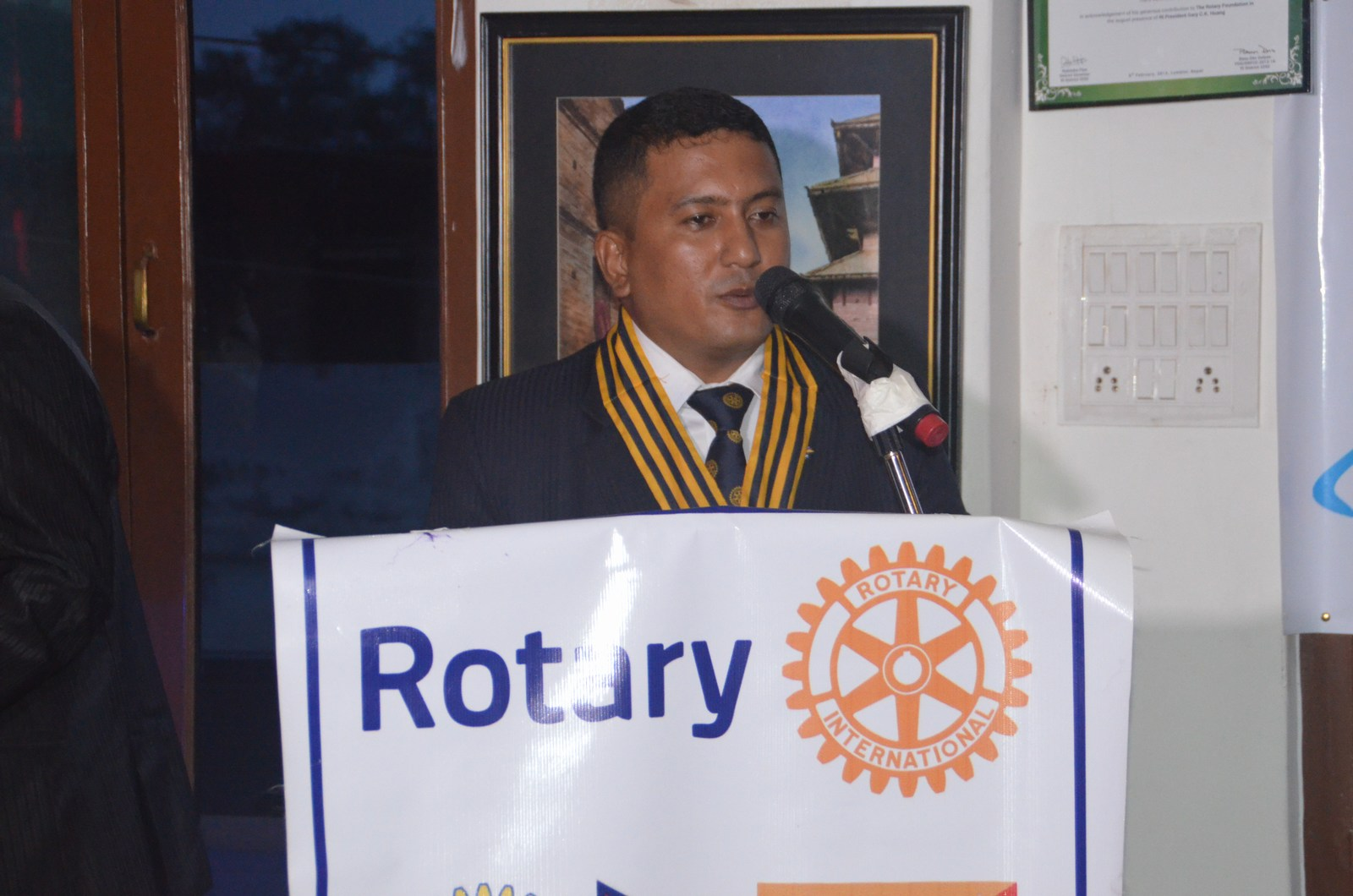 6th Installation Ceremony 2015 16 Rotary Club Of Kakarvitta 31
