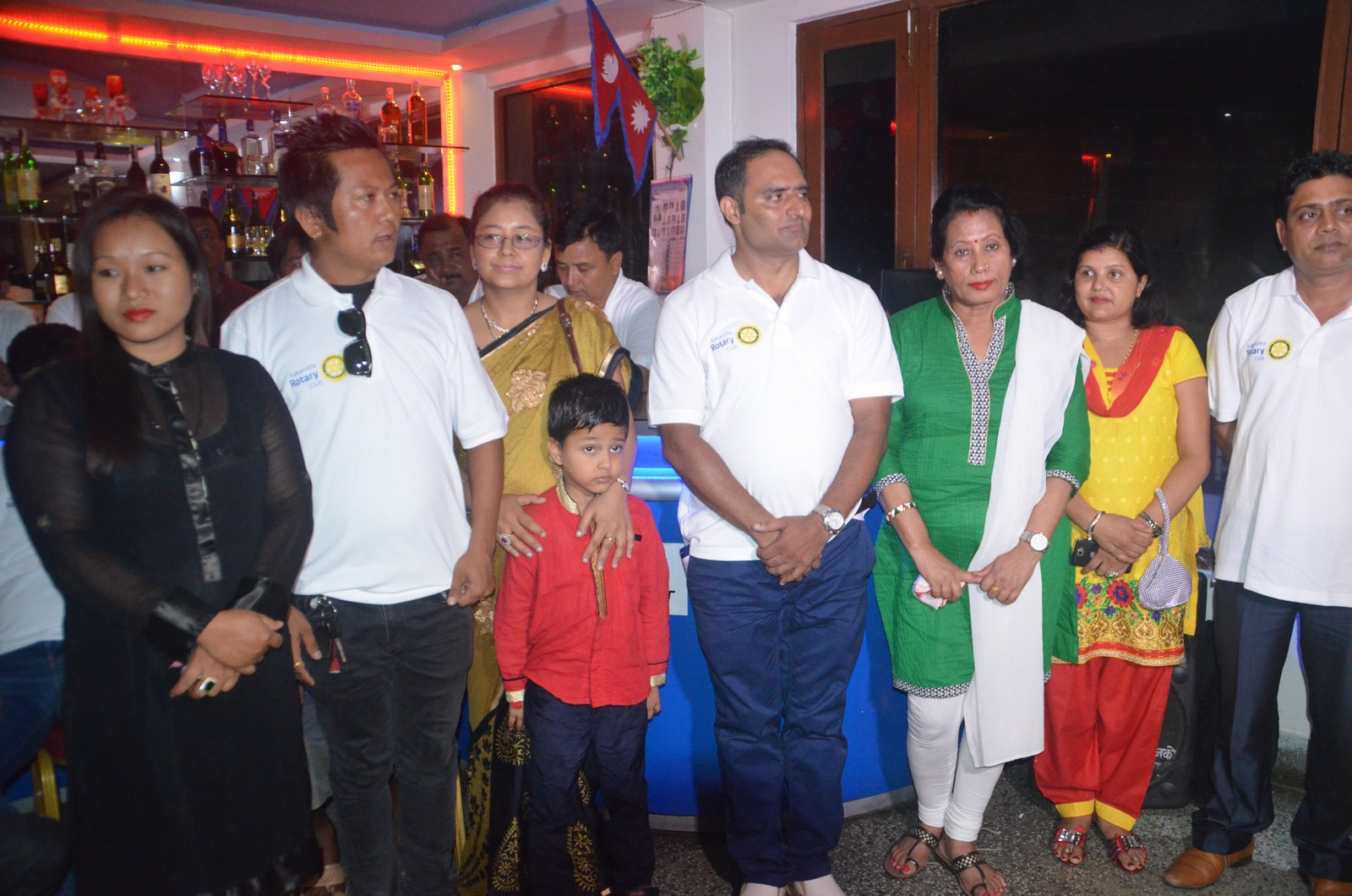 6th Installation Ceremony 2015 16 Rotary Club Of Kakarvitta 40