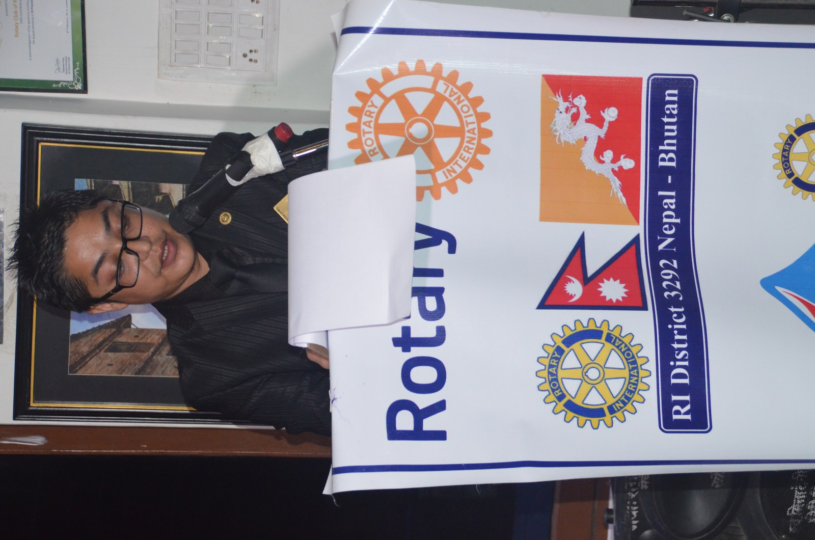 6th Installation Ceremony 2015 16 Rotary Club Of Kakarvitta 46