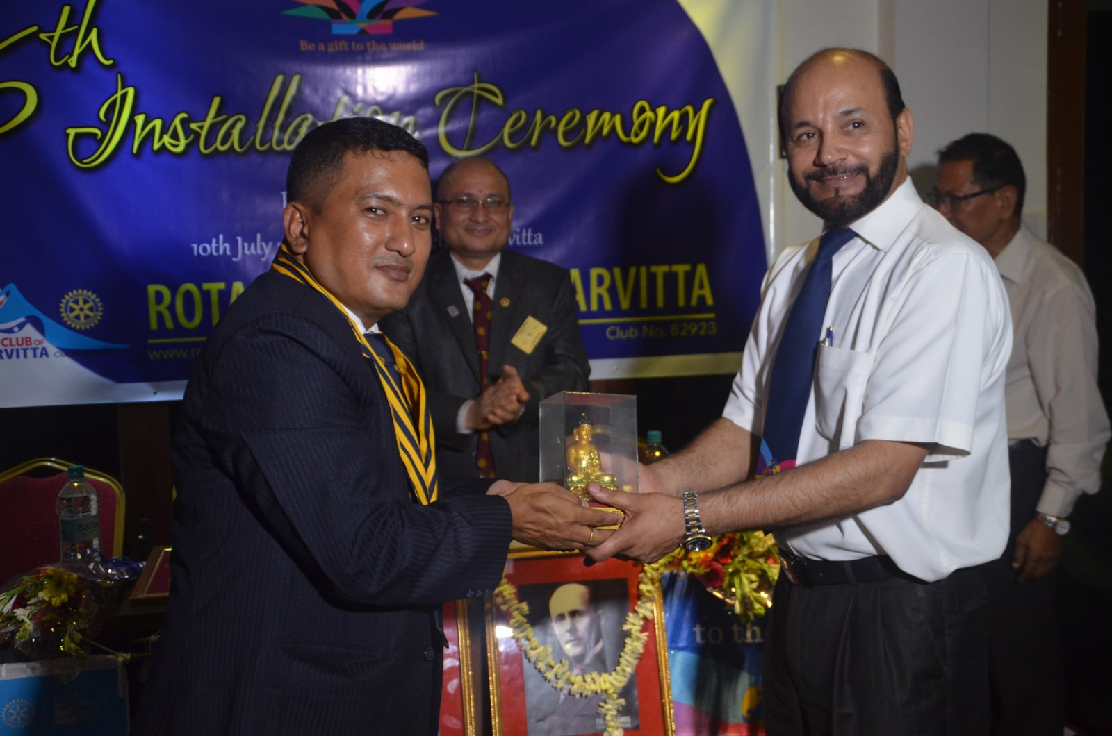 6th Installation Ceremony 2015 16 Rotary Club Of Kakarvitta 56