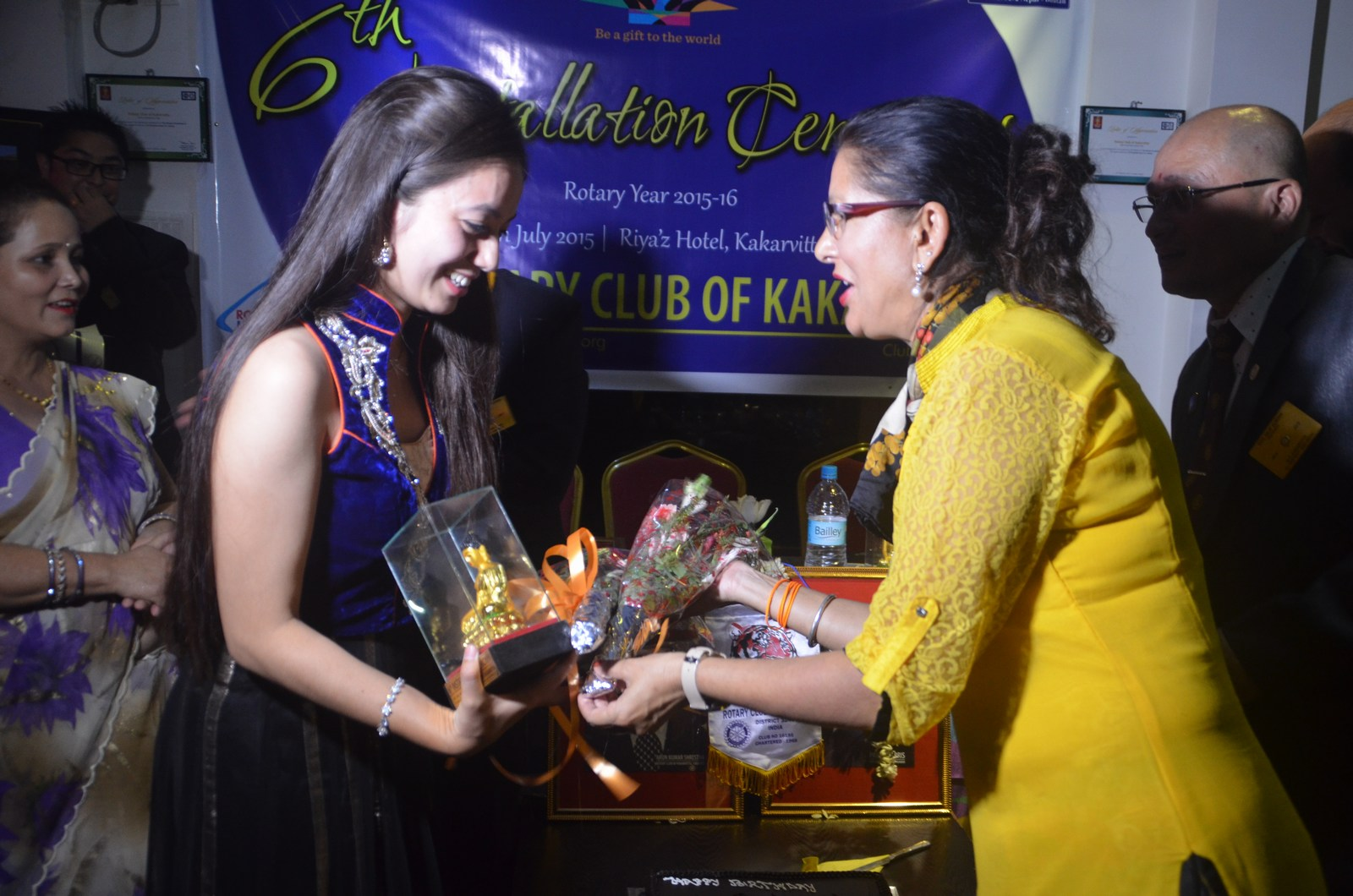 6th Installation Ceremony 2015 16 Rotary Club Of Kakarvitta 61