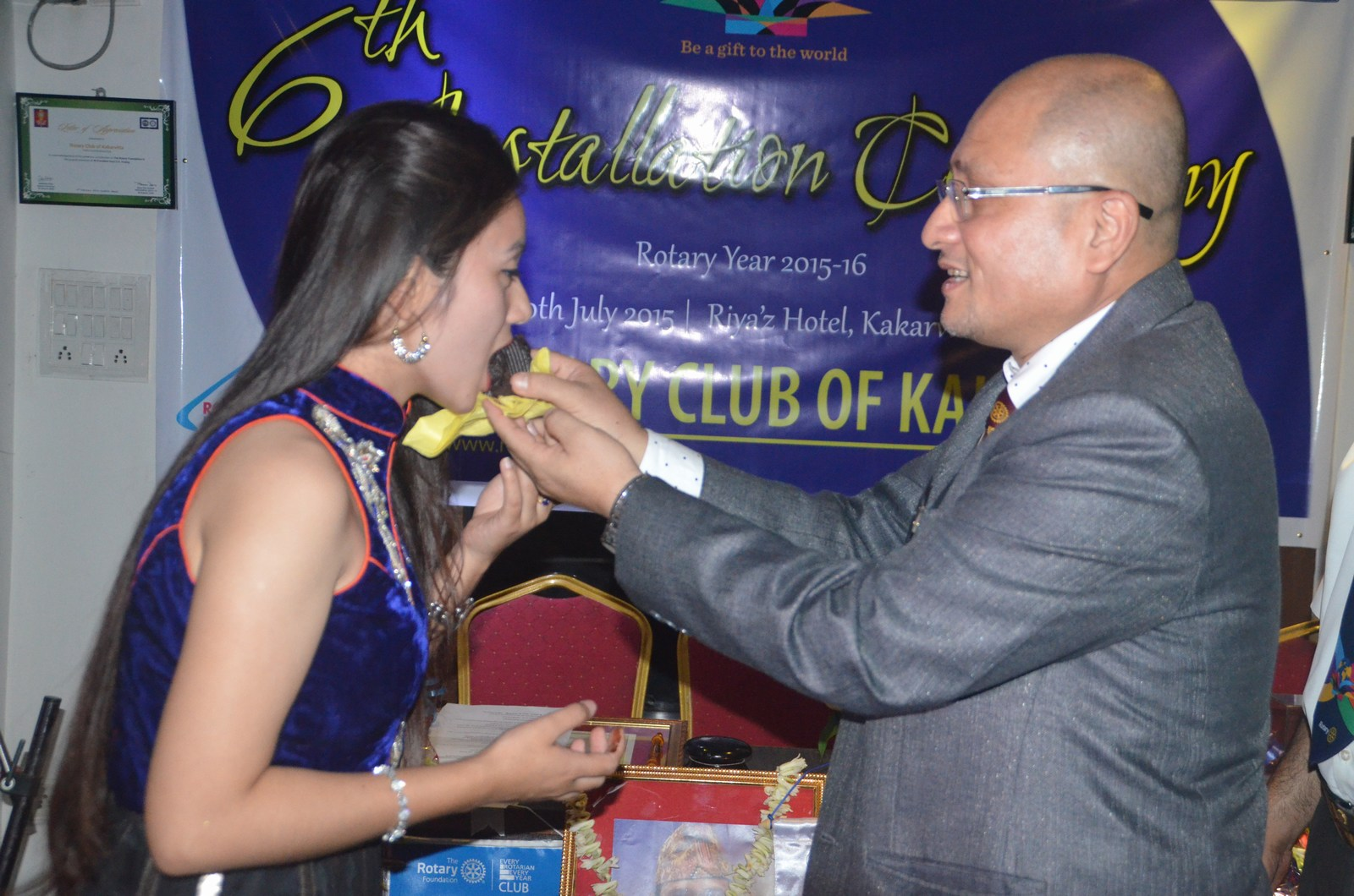 6th Installation Ceremony 2015 16 Rotary Club Of Kakarvitta 63