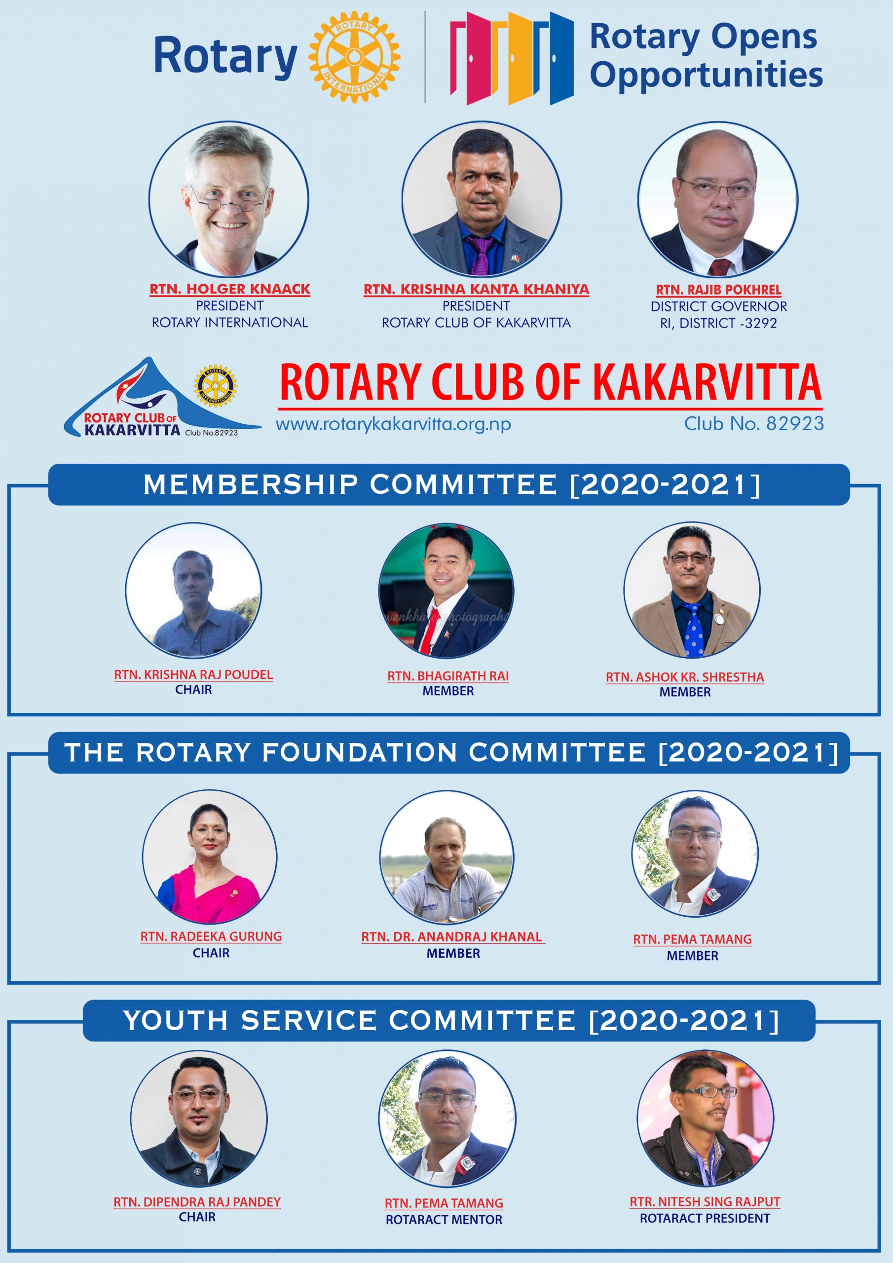 Committee 1 2020 2021