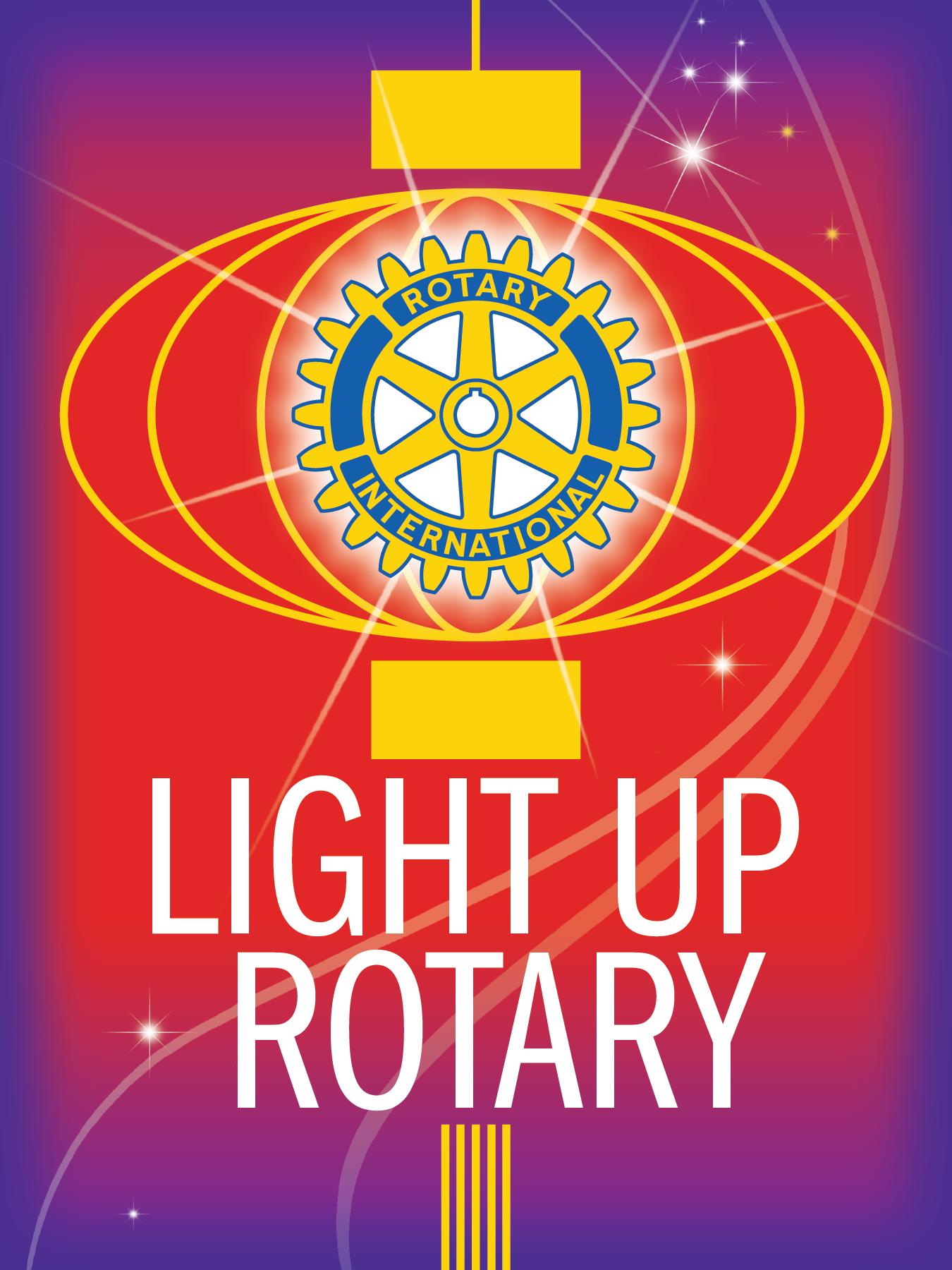 rotary international theme light up rotary 2014 15