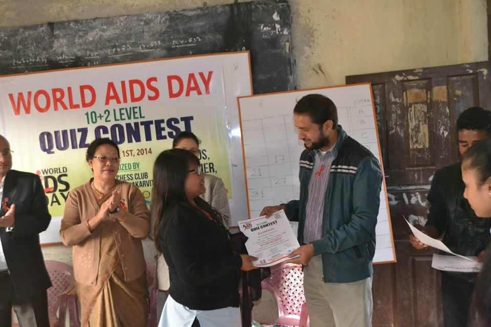 27th World Aids Day 2014 10
