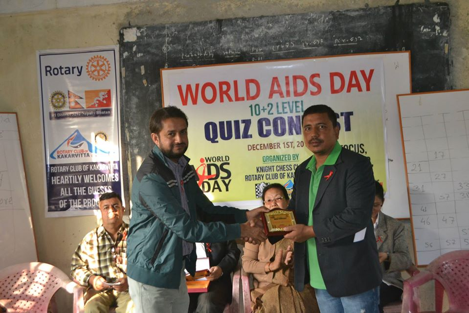 27th World Aids Day 2014 12