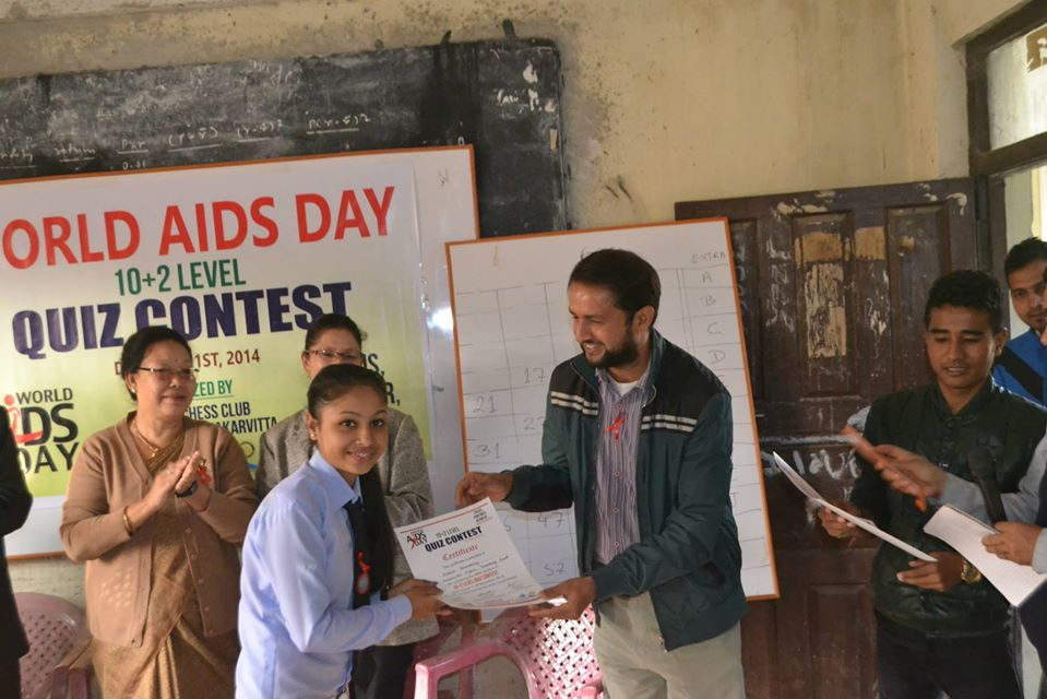 27th World Aids Day 2014 13