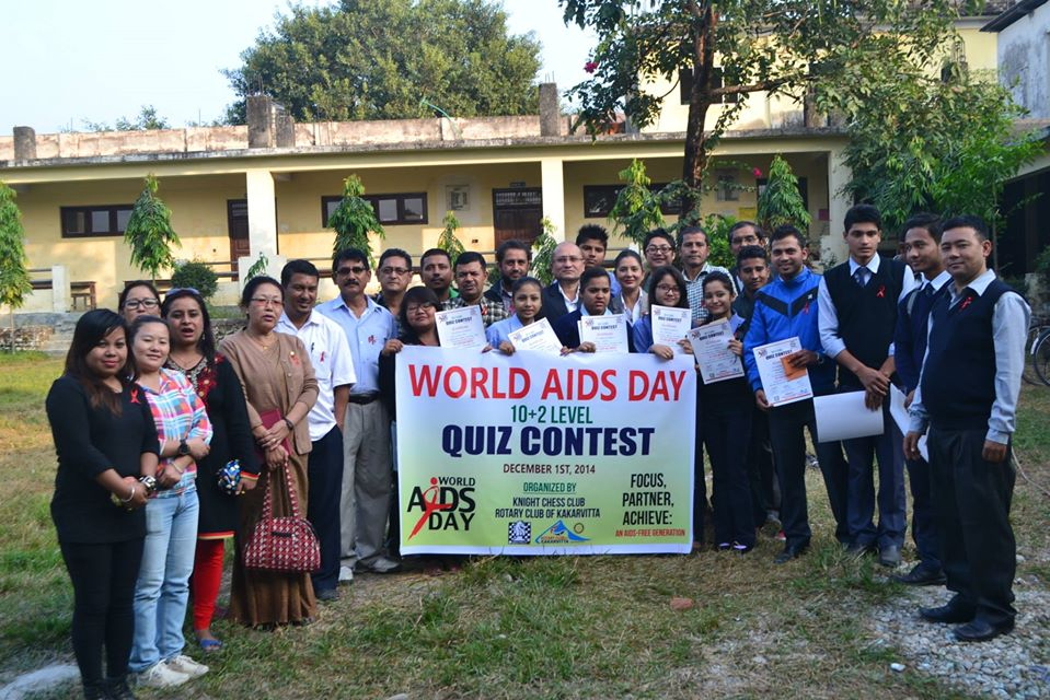 27th World Aids Day 2014 14