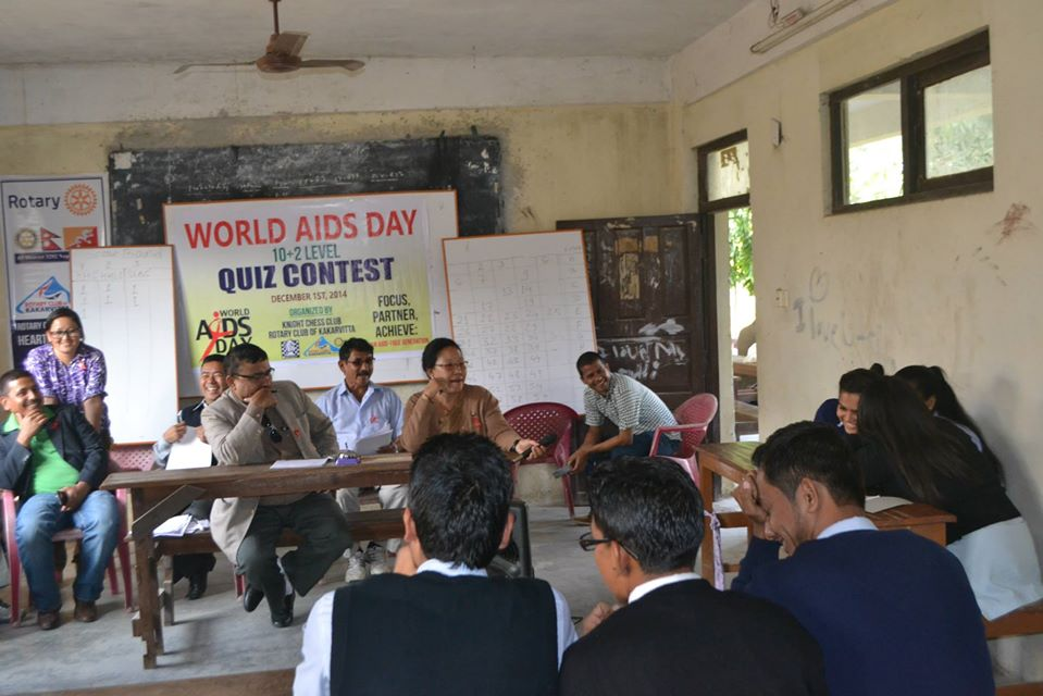 27th World Aids Day 2014 19