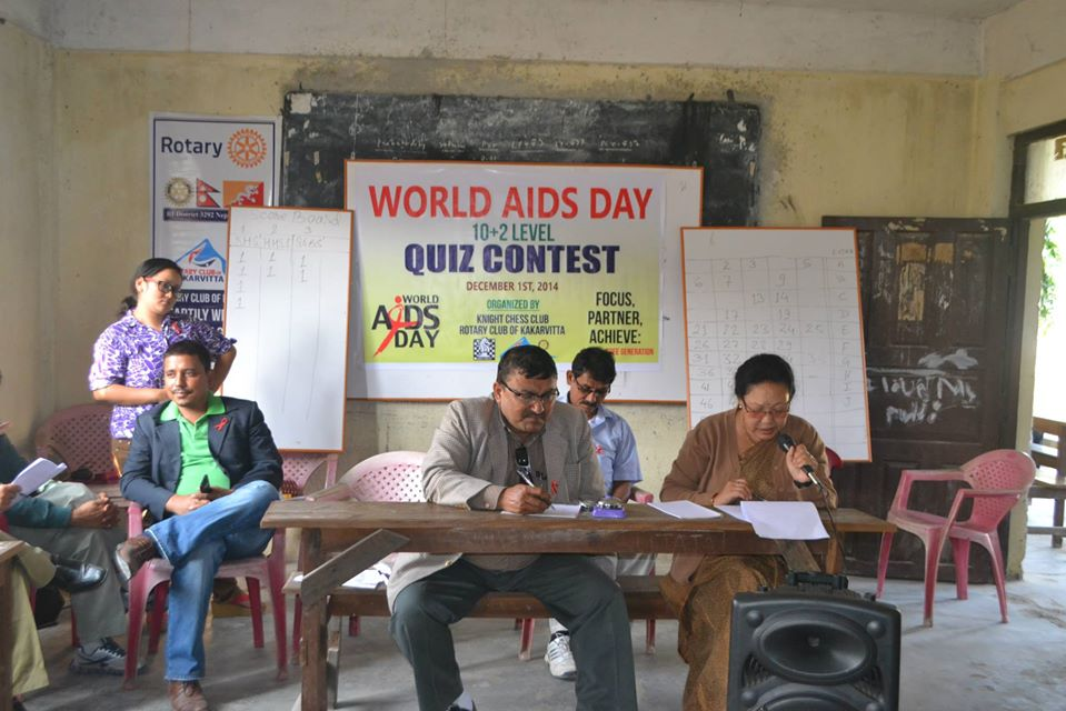 27th World Aids Day 2014 2