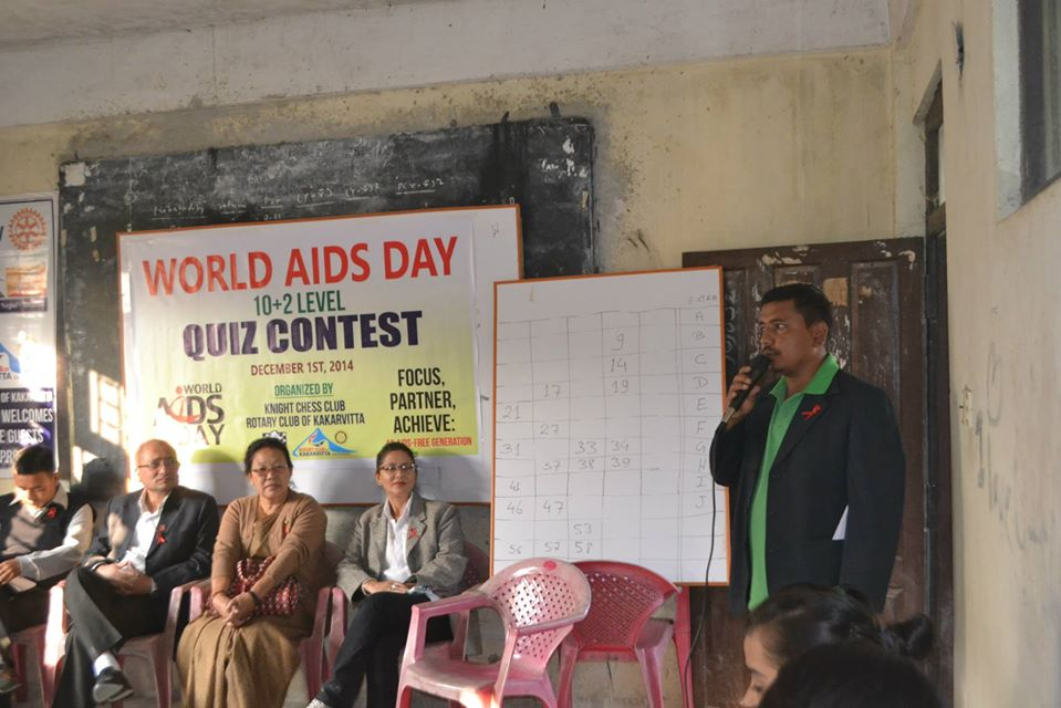 27th World Aids Day 2014 20