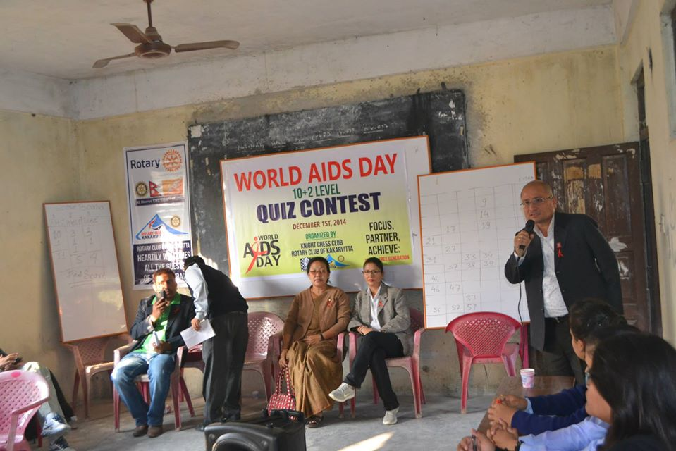 27th World Aids Day 2014 4