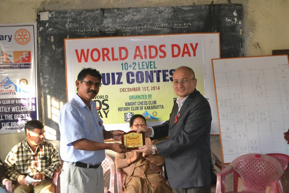 27th World Aids Day 2014 5