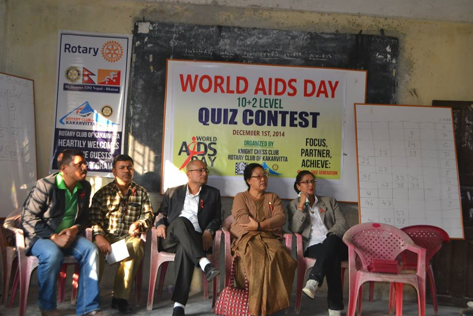 27th World Aids Day 2014 7