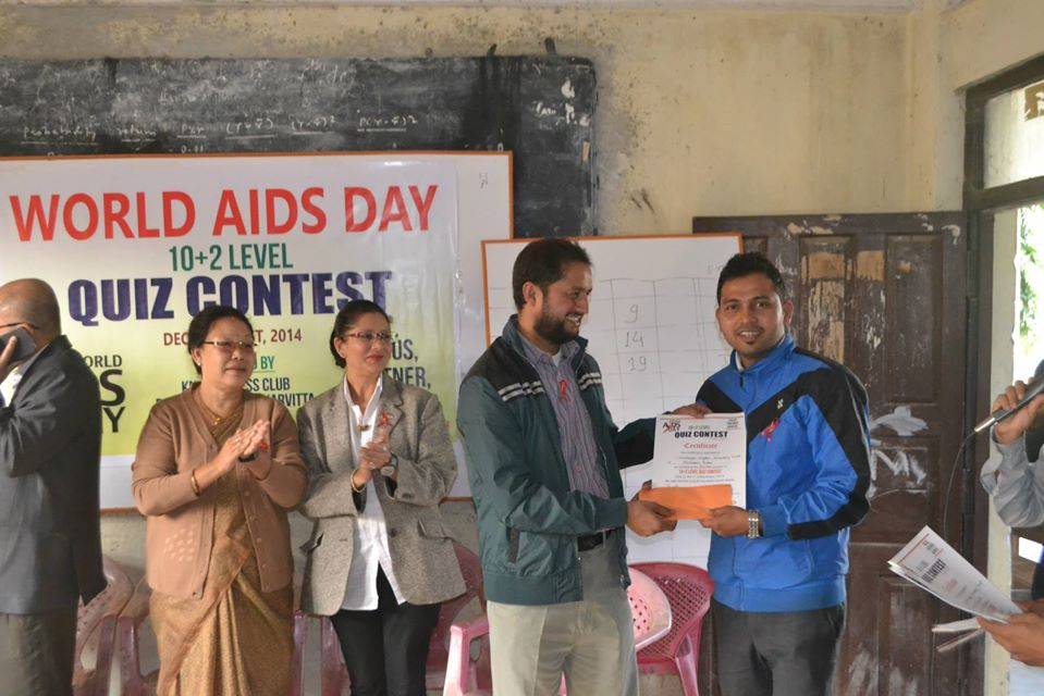 27th World Aids Day 2014 8