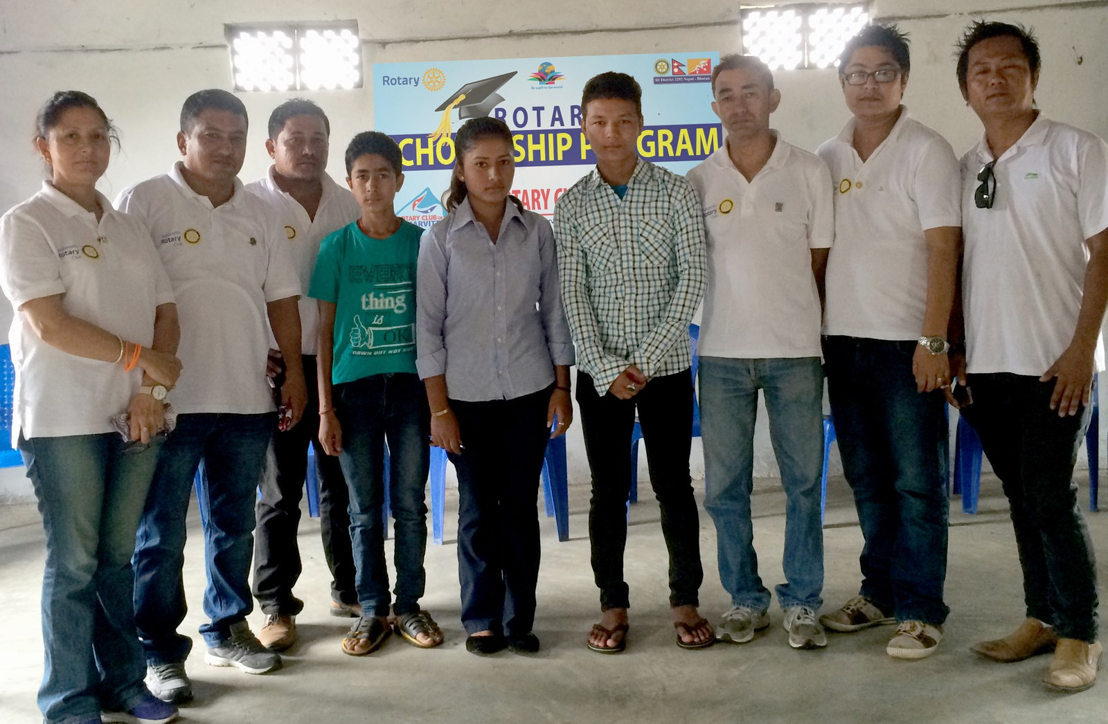 5 Scholarship Distribution Rotary Club Of Kakarvitta 6
