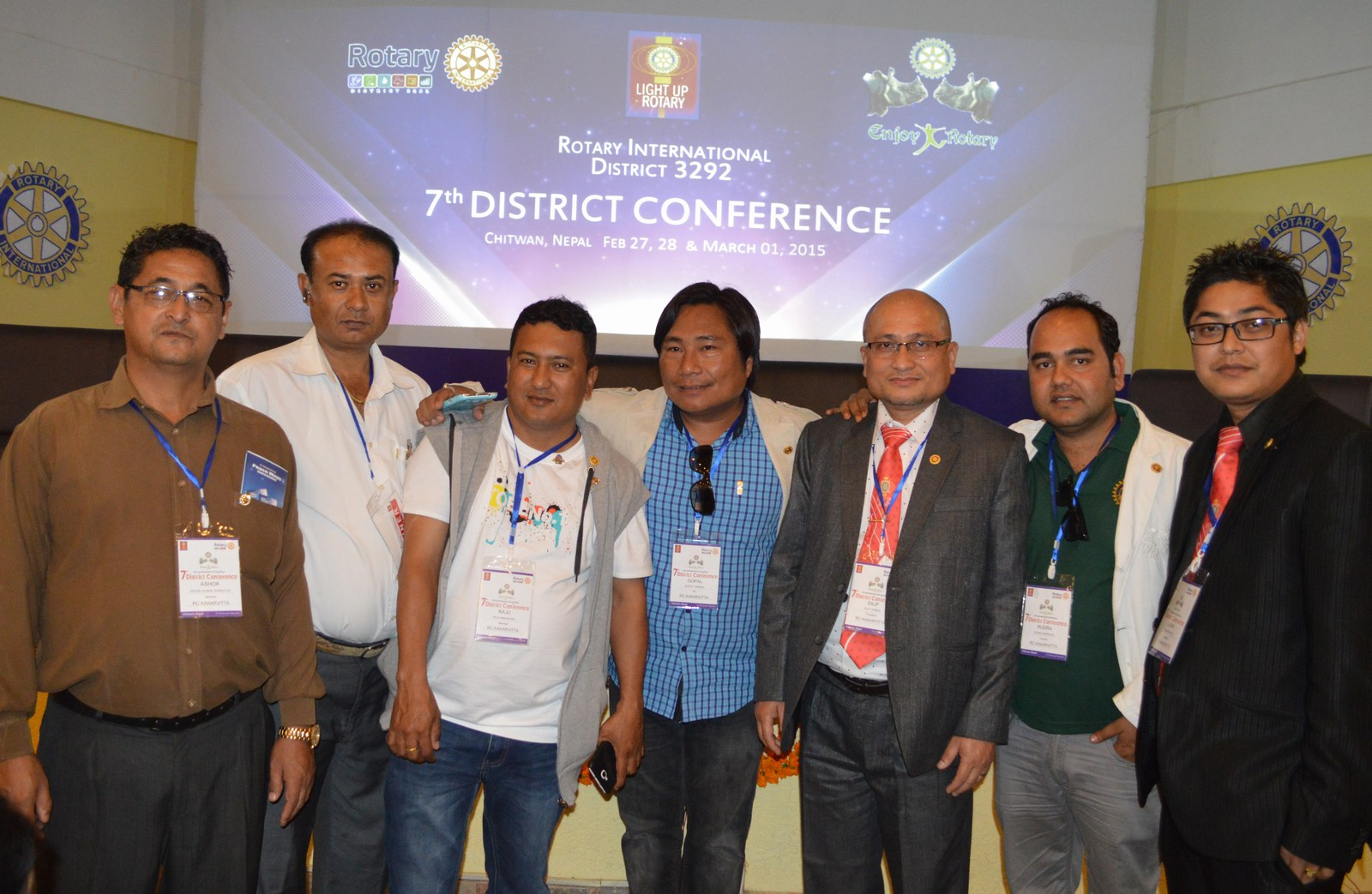 7th District Conference 18
