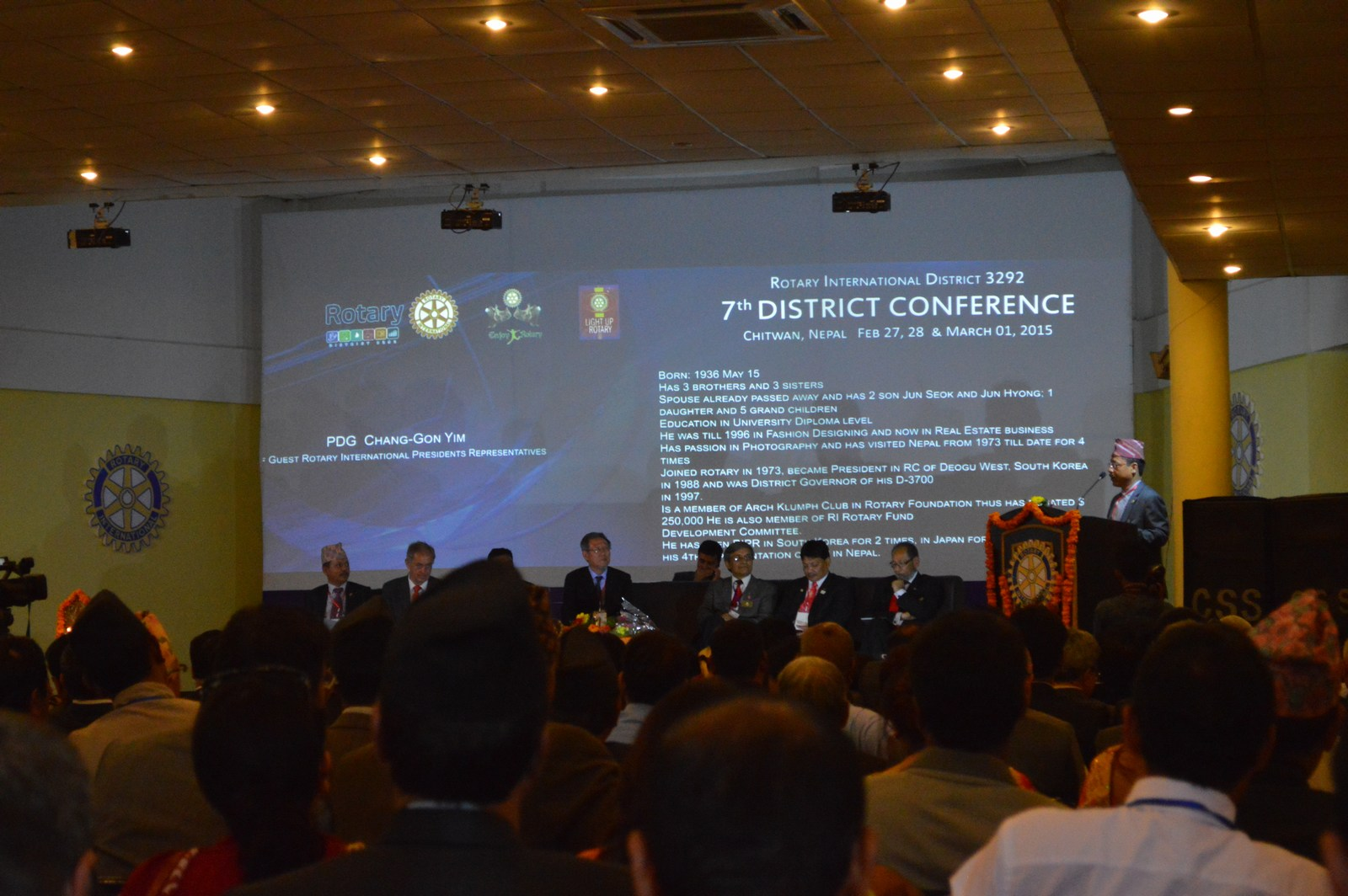 7th District Conference 34