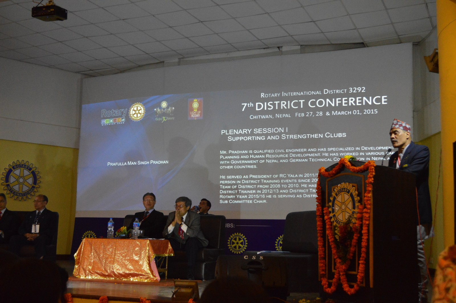 7th District Conference 37