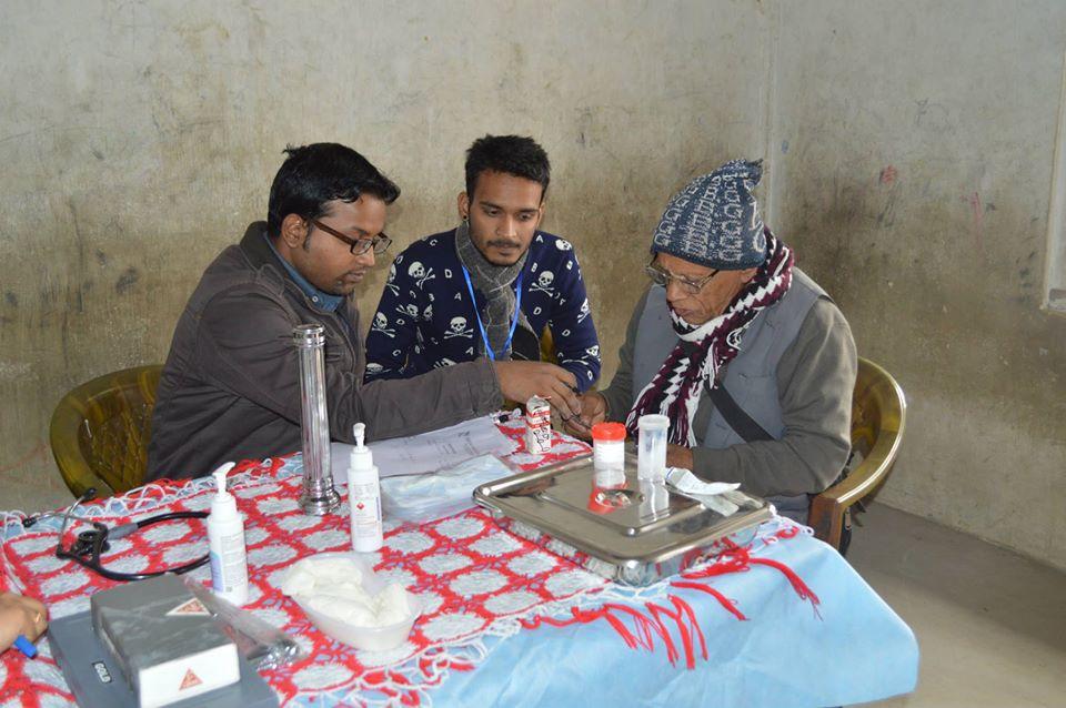 Cancer Awareness Screening Medical Health Camp 20