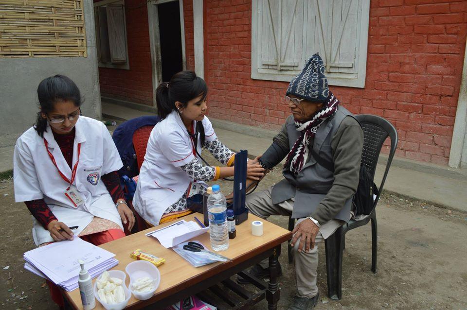 Cancer Awareness Screening Medical Health Camp 3
