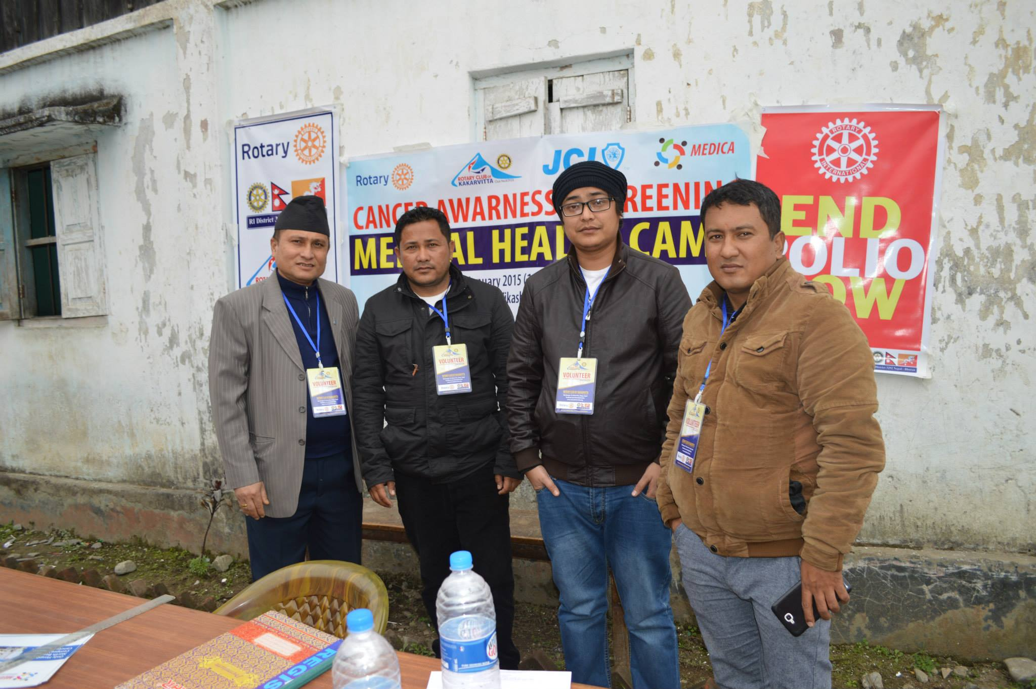 Cancer Awareness Screening Medical Health Camp 7