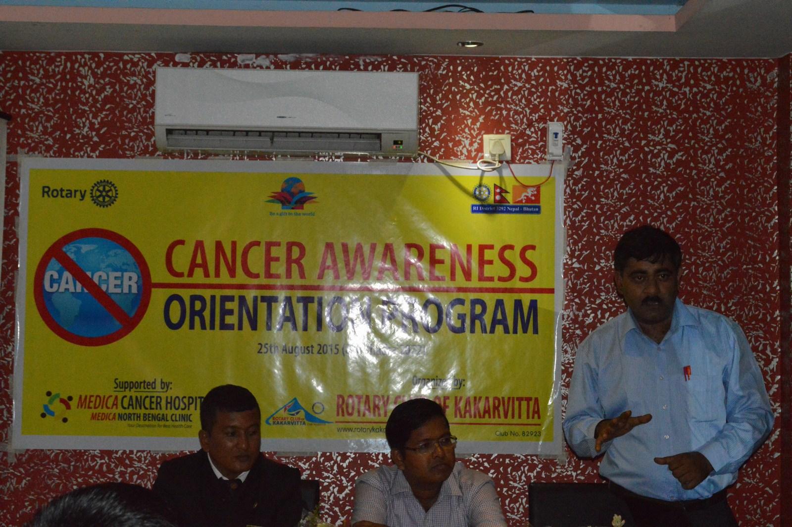 Cancer Awarness 21