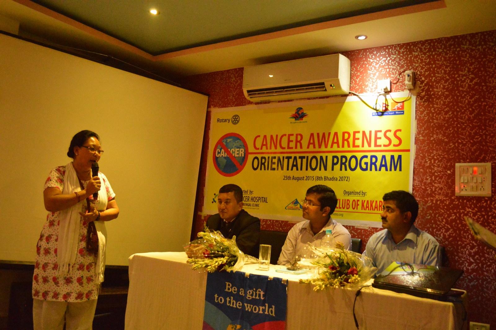 Cancer Awarness 48