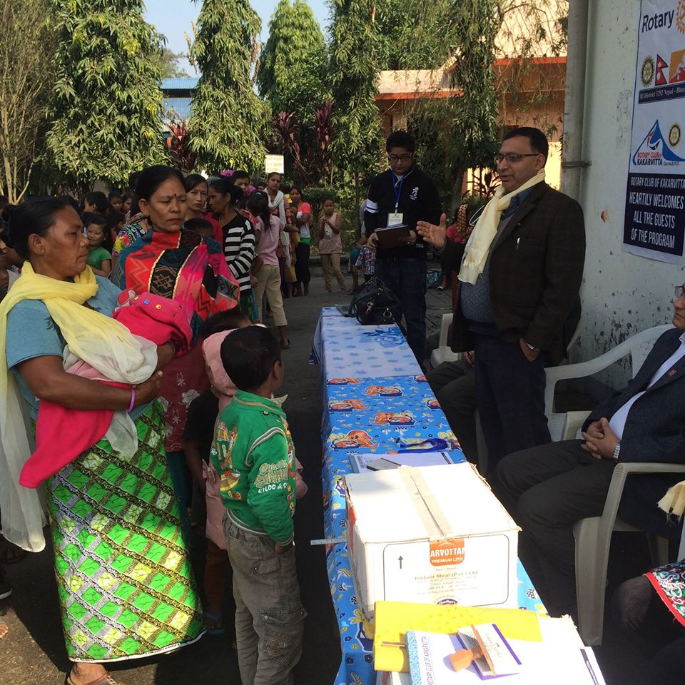 Child Specialist Nutrition Awareness Health Camp 11