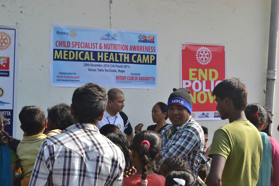 Child Specialist Nutrition Awareness Health Camp 14