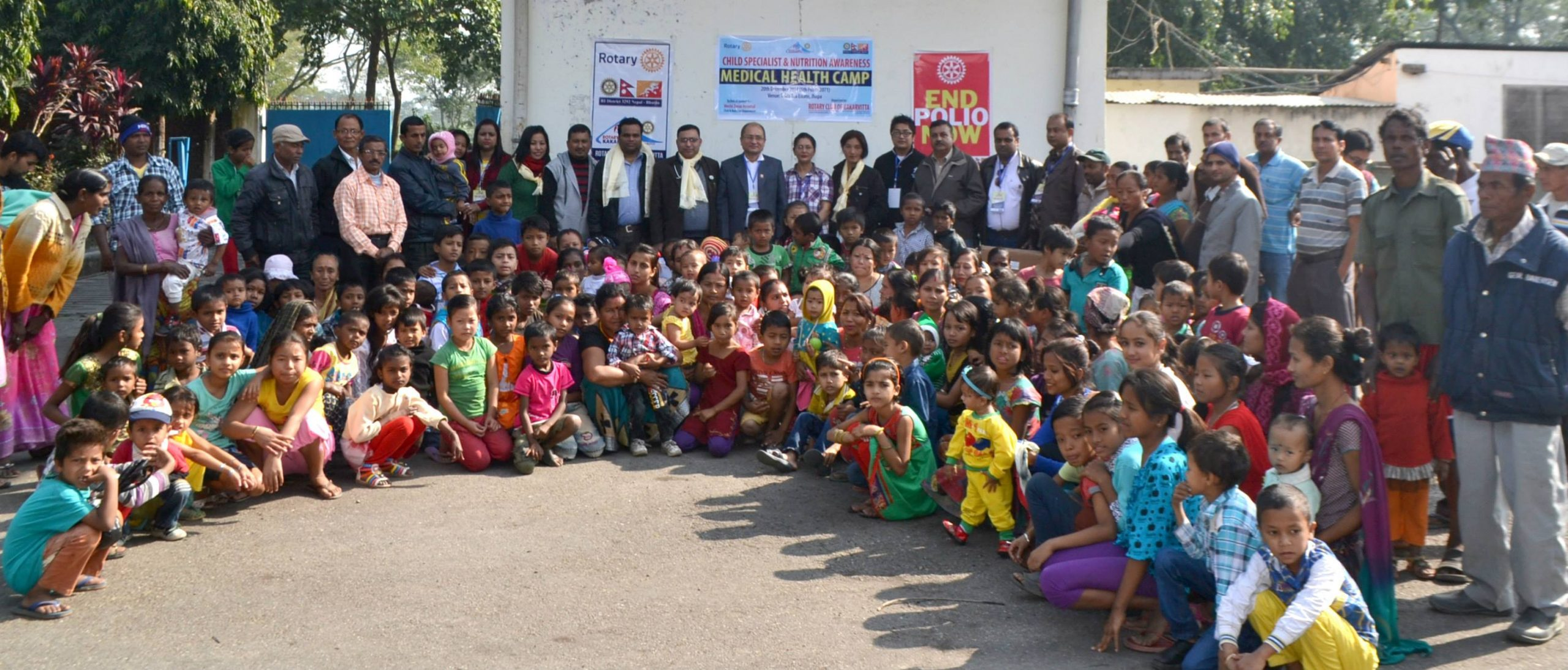 Child Specialist Nutrition Awareness Health Camp 21
