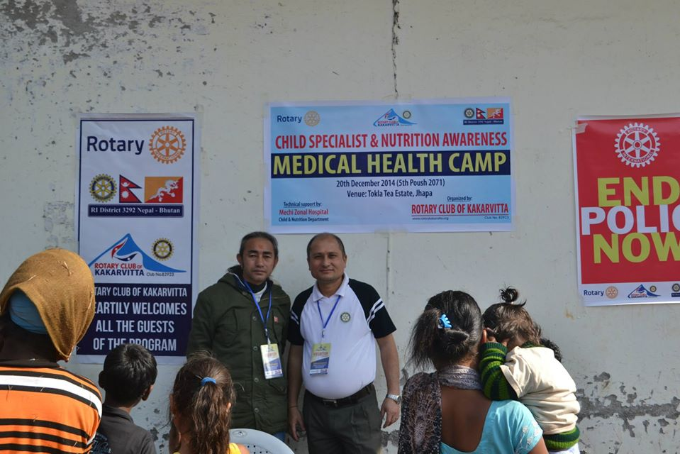 Child Specialist Nutrition Awareness Health Camp 23