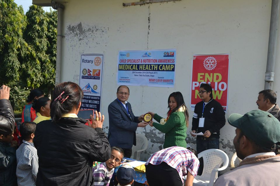 Child Specialist Nutrition Awareness Health Camp 25