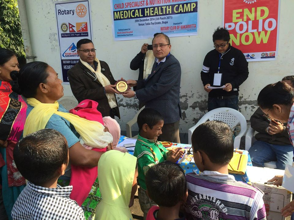 Child Specialist Nutrition Awareness Health Camp 30